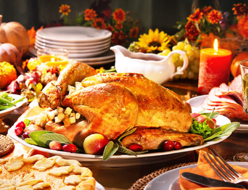 Thanksgiving Holiday Tips & Ideas